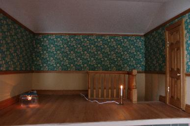 dollshouse interior bedroom