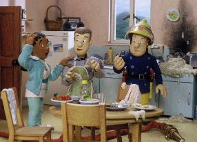 Fireman Sam animation set