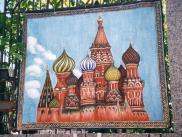 Russian Embassy painting